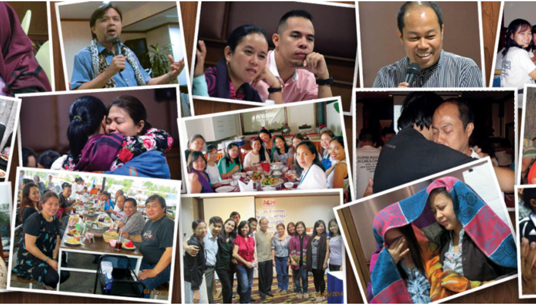 THAILAND AND CAMBODIA MISSIONARY CARE